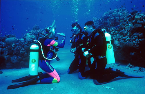What I have to know for my first Scuba Dive?